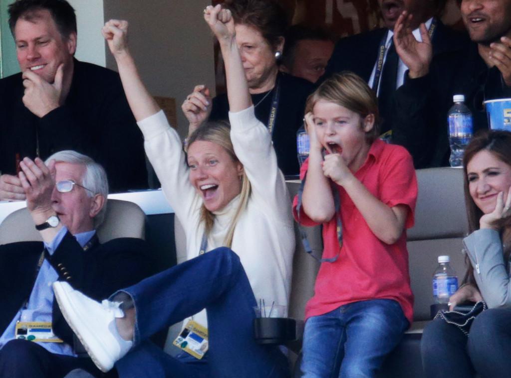 Gwyneth Paltrow, Superbowl