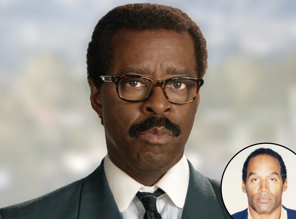 Courtney Vance, O.J. Simpson
