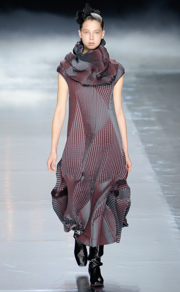 Issey Miyake From Paris Fashion Week Fall 2016 Best Looks E News