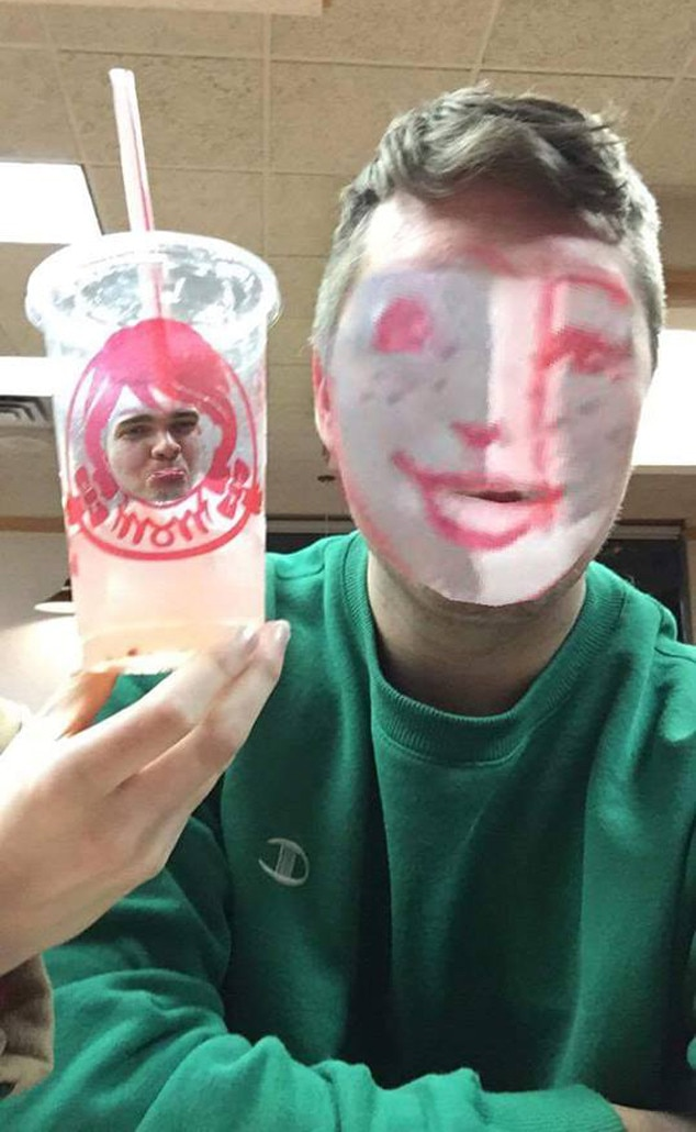 Wendy's Face Swap