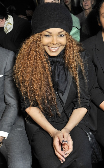 Janet Jackson, Paris Fashion Week