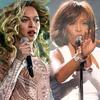 Whitney Houston, Beyonce