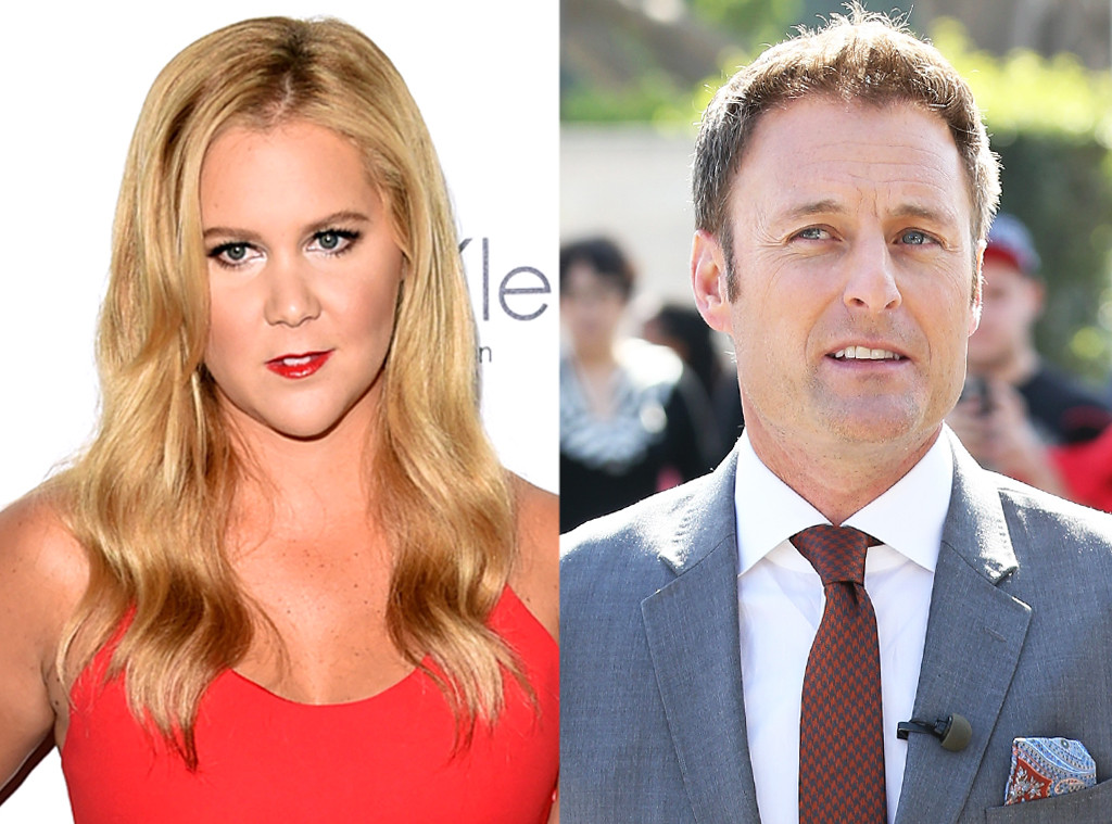 Chris Harrison, Amy Schumer