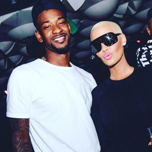 Amber Rose Dating Toronto Raptors Basketball Player Terrence Ross—Get the Scoop!