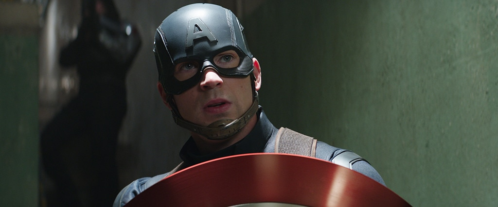 Captain America: Civil War, Chris Evans