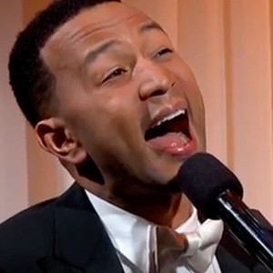 John Legend, Downton Abbey, Jimmy Kimmel Live