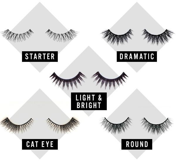 ESC, Eyelashes