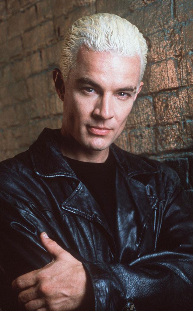 James Marsters, Buffy the Vampire Slayer, Forgotten 90's Crushes