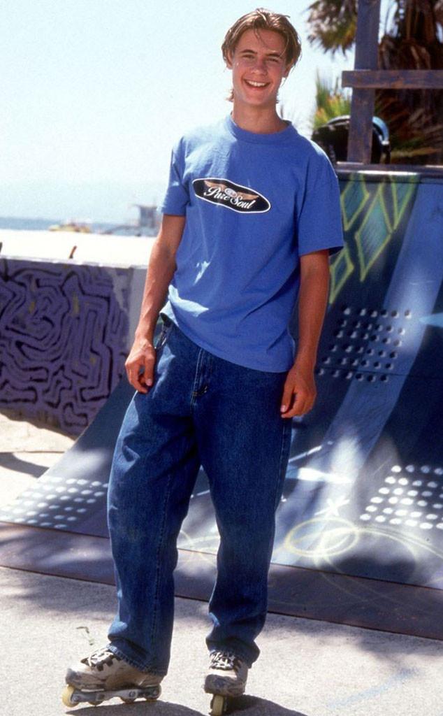 Erik Von Detten, Brink!, Forgotten 90's Crushes