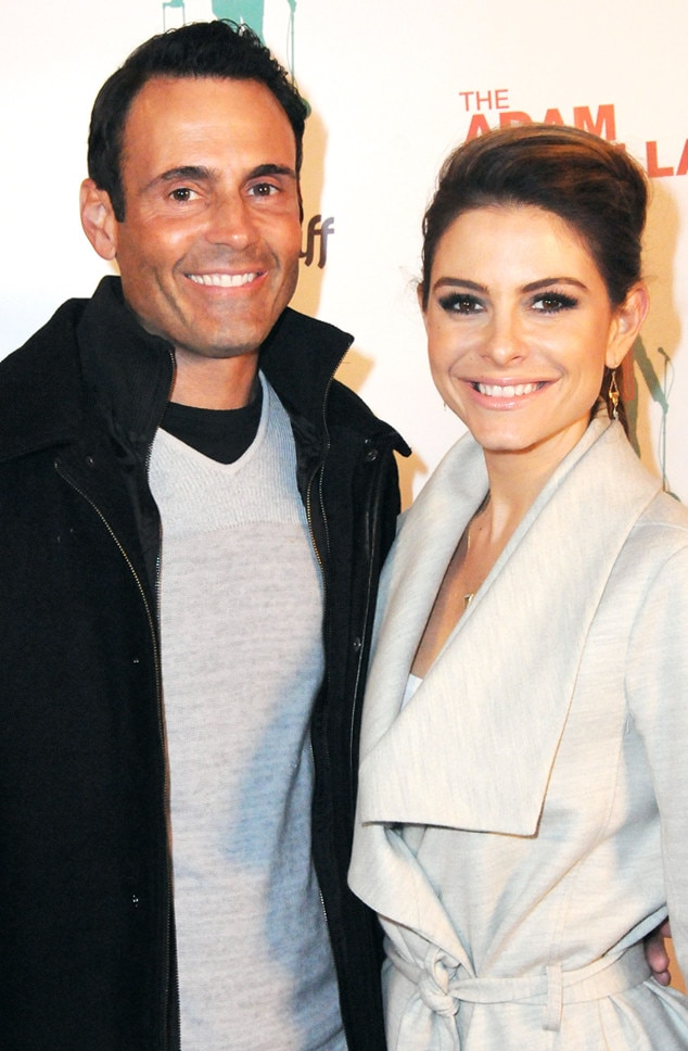 Maria Menounos Is Engaged to Longtime Boyfriend Keven ...