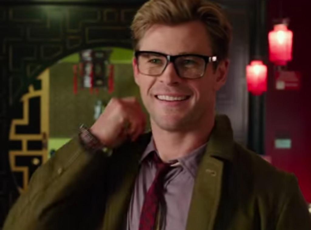 Chris Hemsworth, Ghostbusters