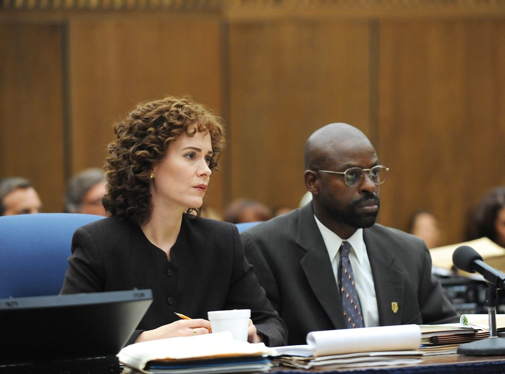 Marcia Clark, Sarah Paulson, The People v. O.J. Simpson
