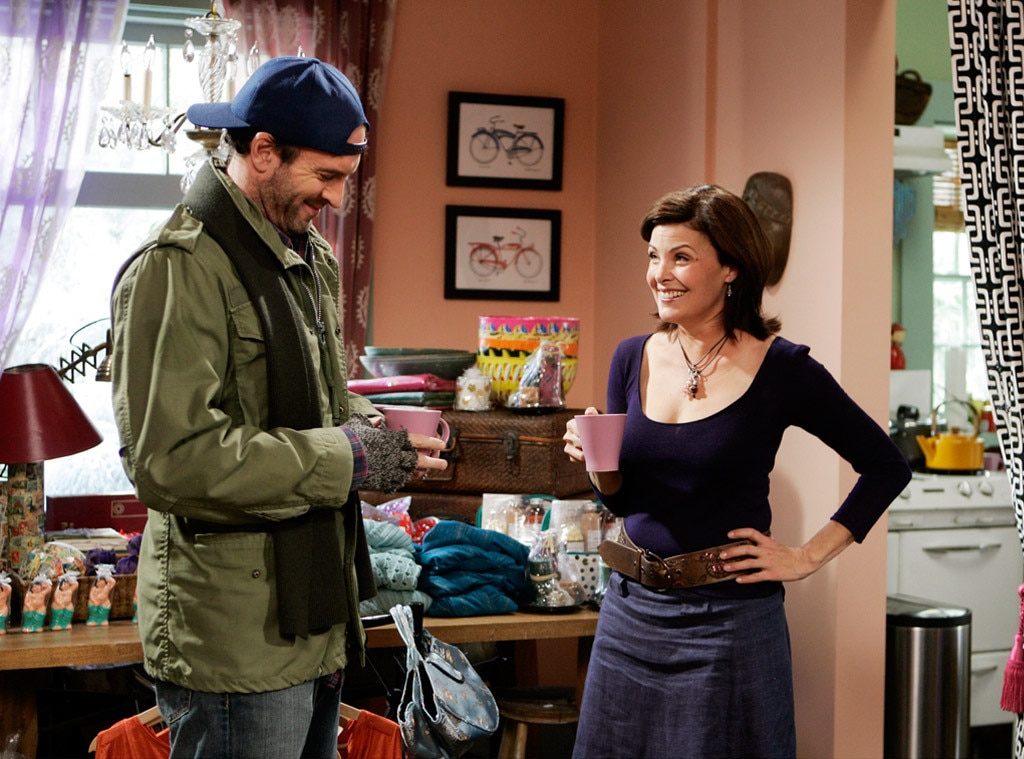 Scott Patterson, Sherliyn Fenn, Gilmore Girls