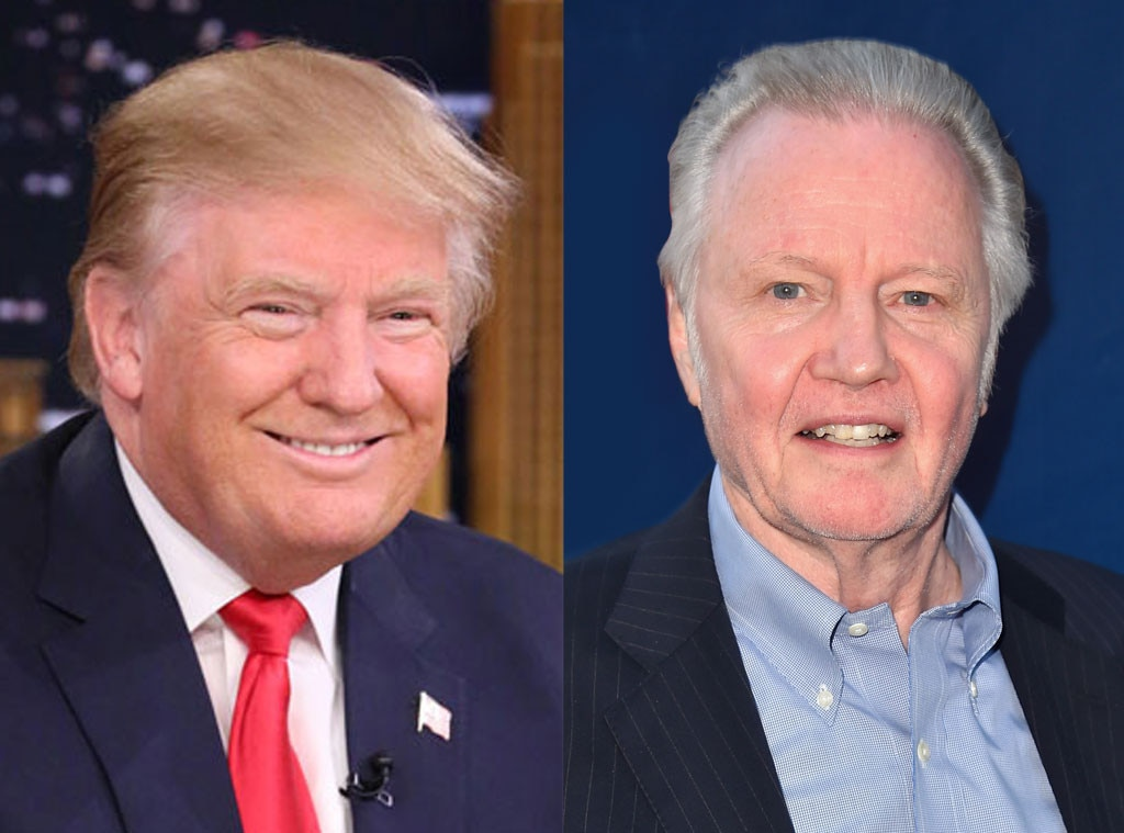 Donald Trump, Jon Voight