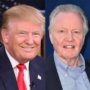 Donald Trump, Jon Voight