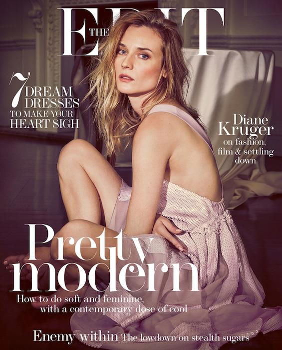Diane Kruger, The Edit