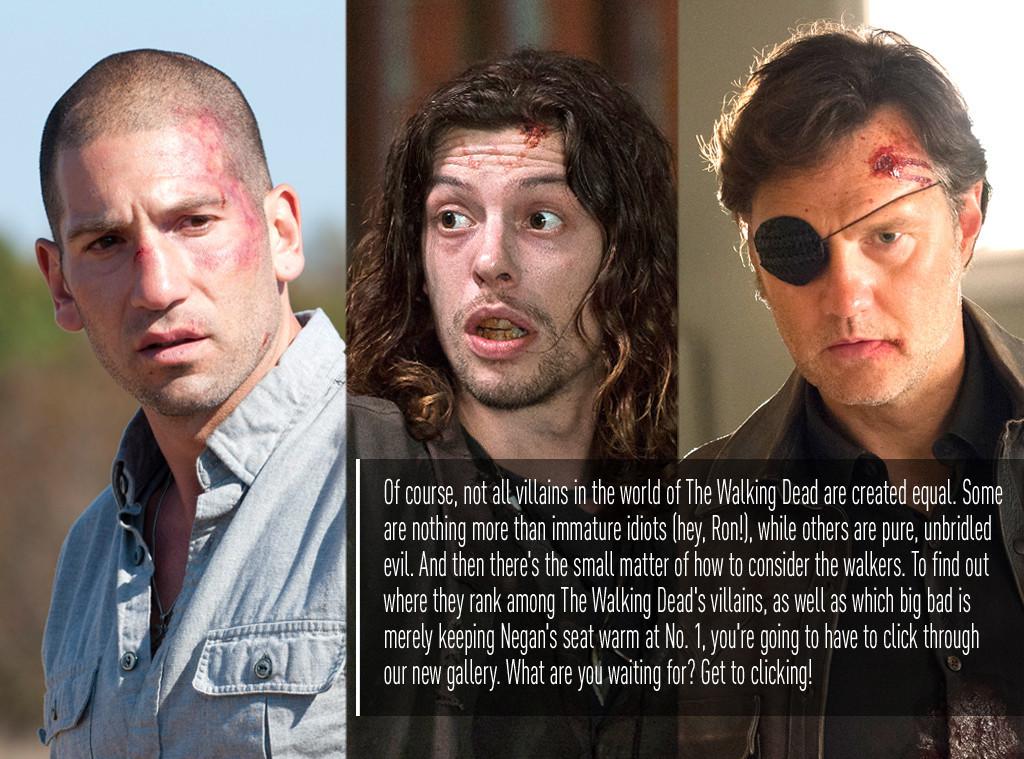 The Walking Dead, Push Post