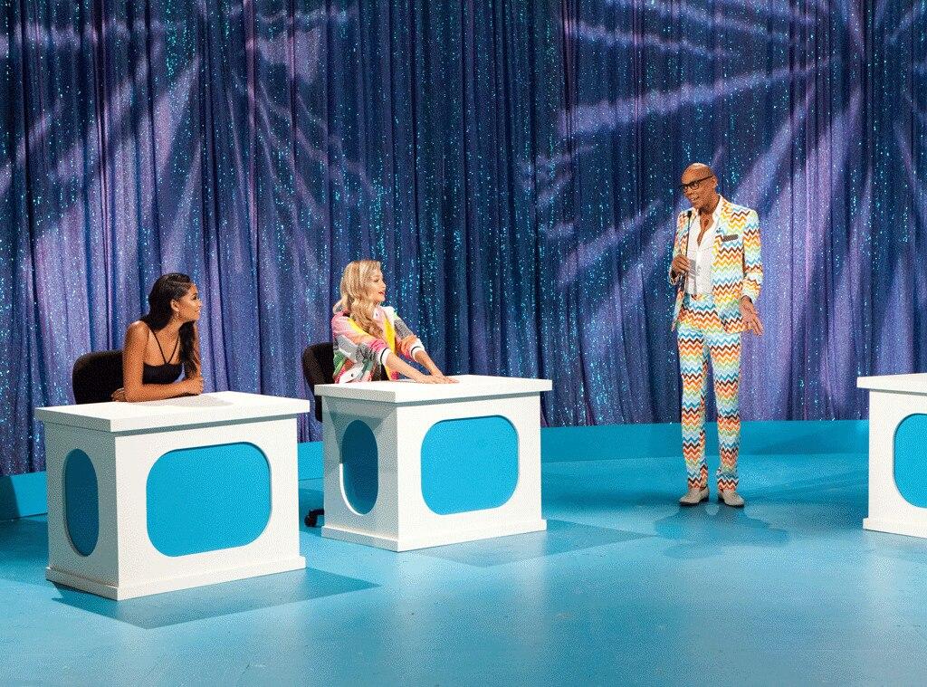 Gigi Hadid, RuPaul's Drag Race