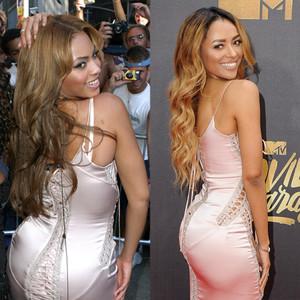 Beyonce, Kat Graham