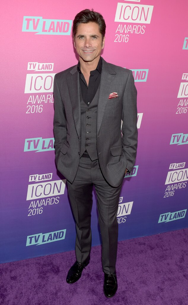 John Stamos, TV Land Icon Awards 2016