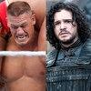 John Cena, Kit Harington, Game of Thrones