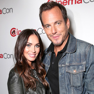 Megan Fox, Will Arnett, CinemaCon