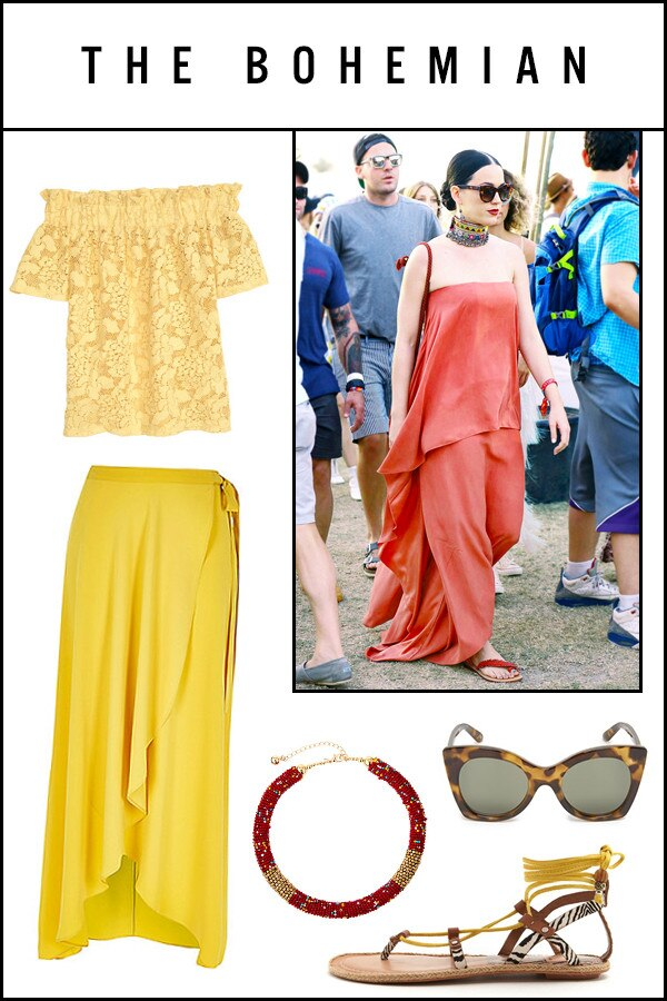 Festival Fashion: What to Wear This Season Based on Your ...