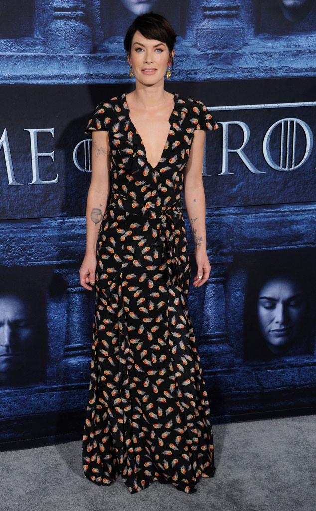 Lena Headey, Game of Thrones Season 6 Premiere