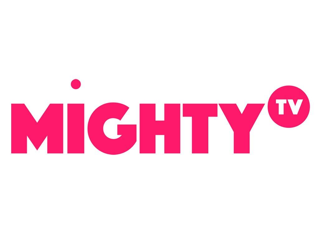 Mighty TV Logo