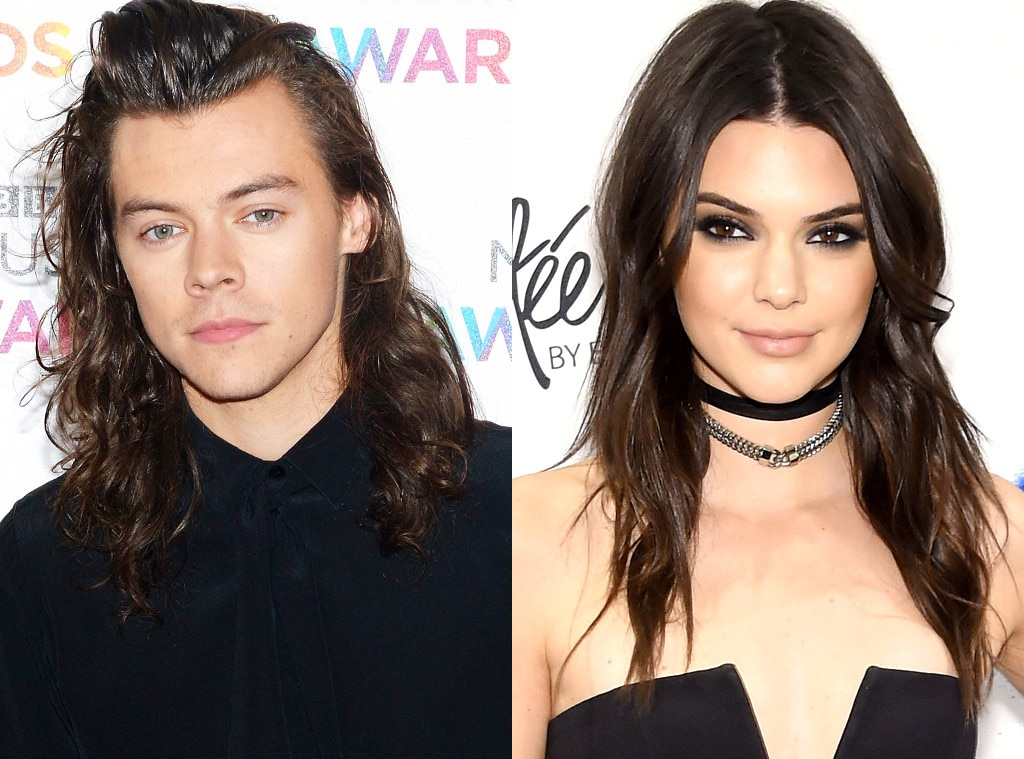 harry and kendall officially dating