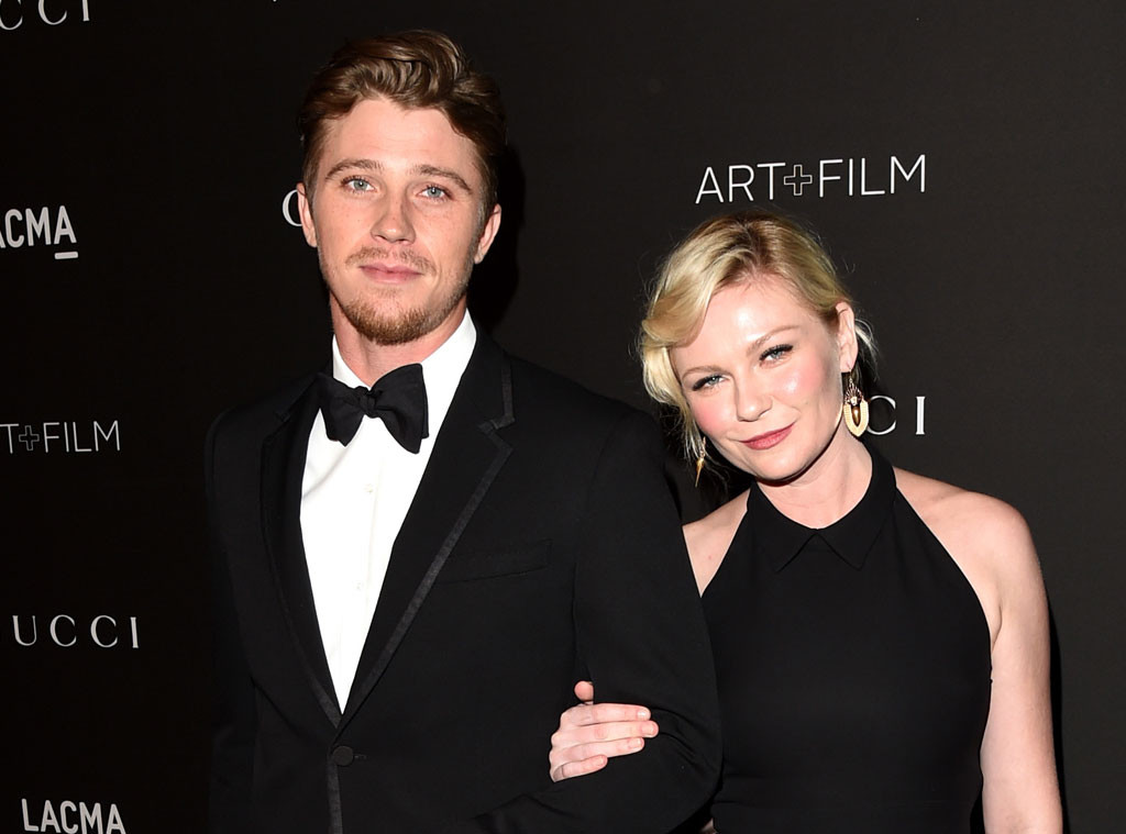 Kirsten Dunst and Garrett Hedlund dated from 2012 to 2016