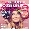 Drew Barrymore, Good Housekeeping