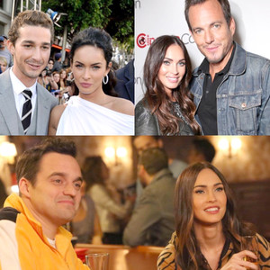 Megan Fox, Shia LaBeouf, Will Arnett, Jake Johnson