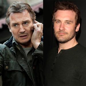 Liam Neeson, Taken, Clive Standen