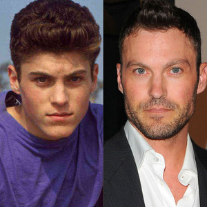 Brian Austin Green, Beverly Hills 90210, Hunky Transformations