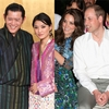 King Jigme Khesar Namgyel Wangchuck, Queen Jetsun Pema Wangchuck, Bhutan, Prince William, Duchess Kate Middleton