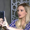 Holly Madison, Snapchat, Gets Filtered