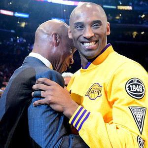 Kobe Bryant, Byron Scott, Laker Game