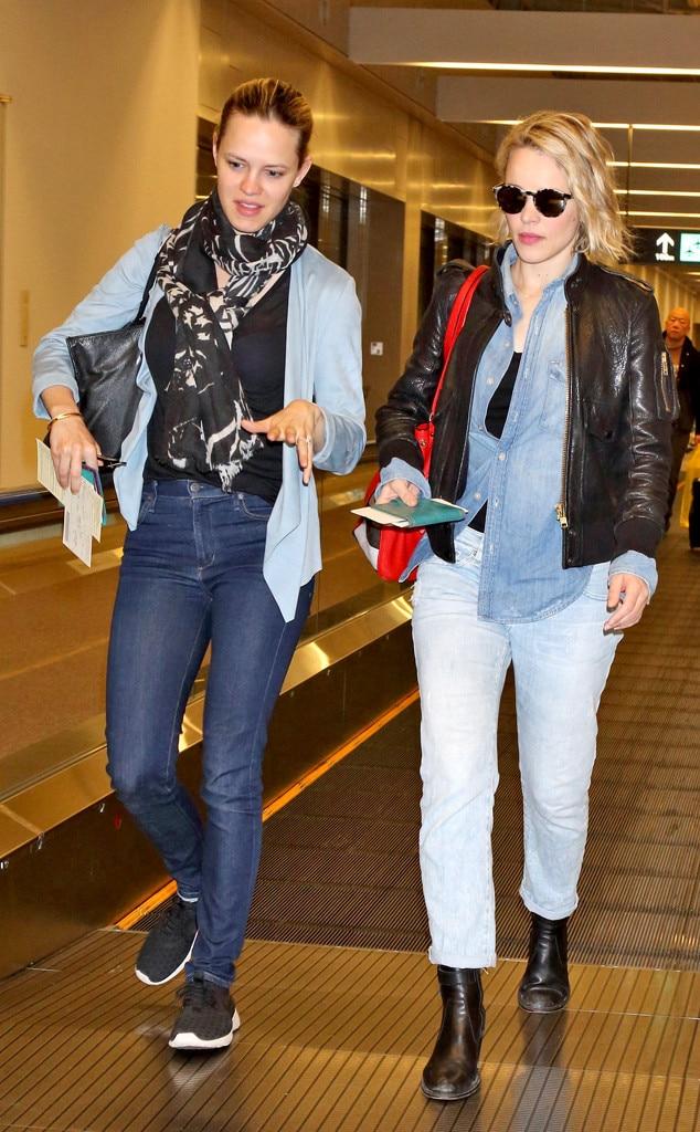 Rachel McAdams & Kayleen McAdams from The Big Picture ...  Rachel McAdams ...