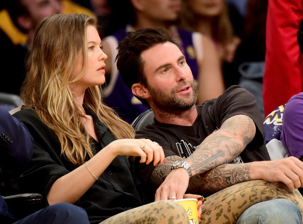 Image result for Adam Levine and Behati Prinsloo