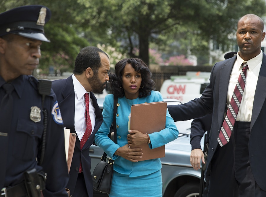 Confirmation, Kerry Washington