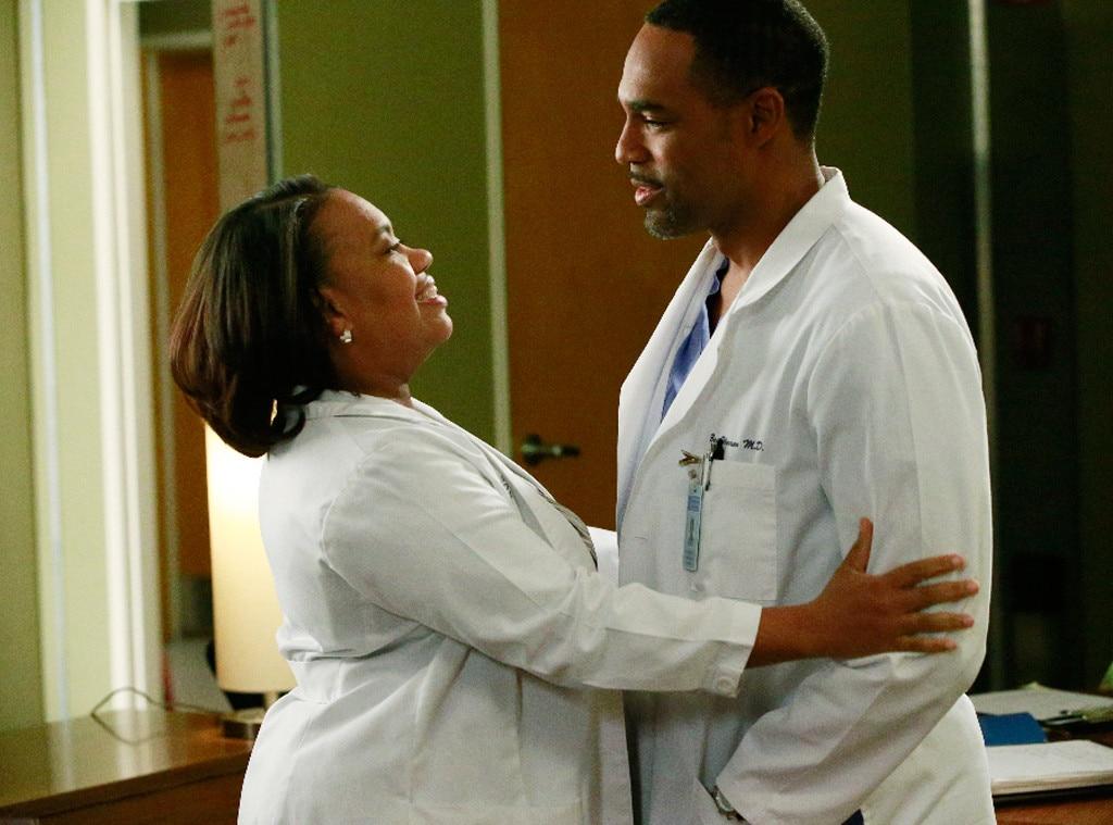 Grey's Anatomy's Jason George Wants You to Be Very Worried ...