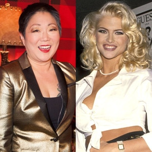 Margaret Cho, Anna Nicole Smith
