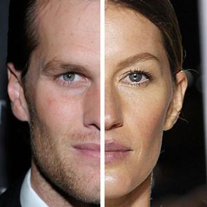 Tom Brady, Gisele Bundchen, Couples That Look Alike