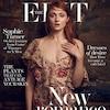 Sophie Turner, Net-A-Porter, The Edit Cover