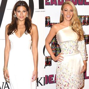 Eva Mendes, Blake Lively, Ellie Kemper, Megan Fox