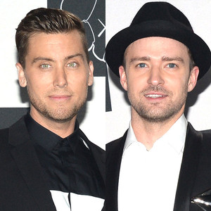Lance Bass, Justin Timberlake