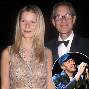 Gwyneth Paltrow, Bruce Paltrow, Chris Martin