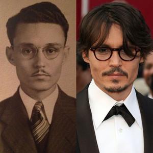 Johnny Depp Doppelganger