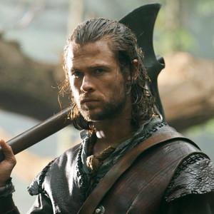 Chris Hemsworth, Snow White and the Huntsman